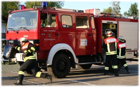 Löschgruppenfahrzeug 8 (LF8)