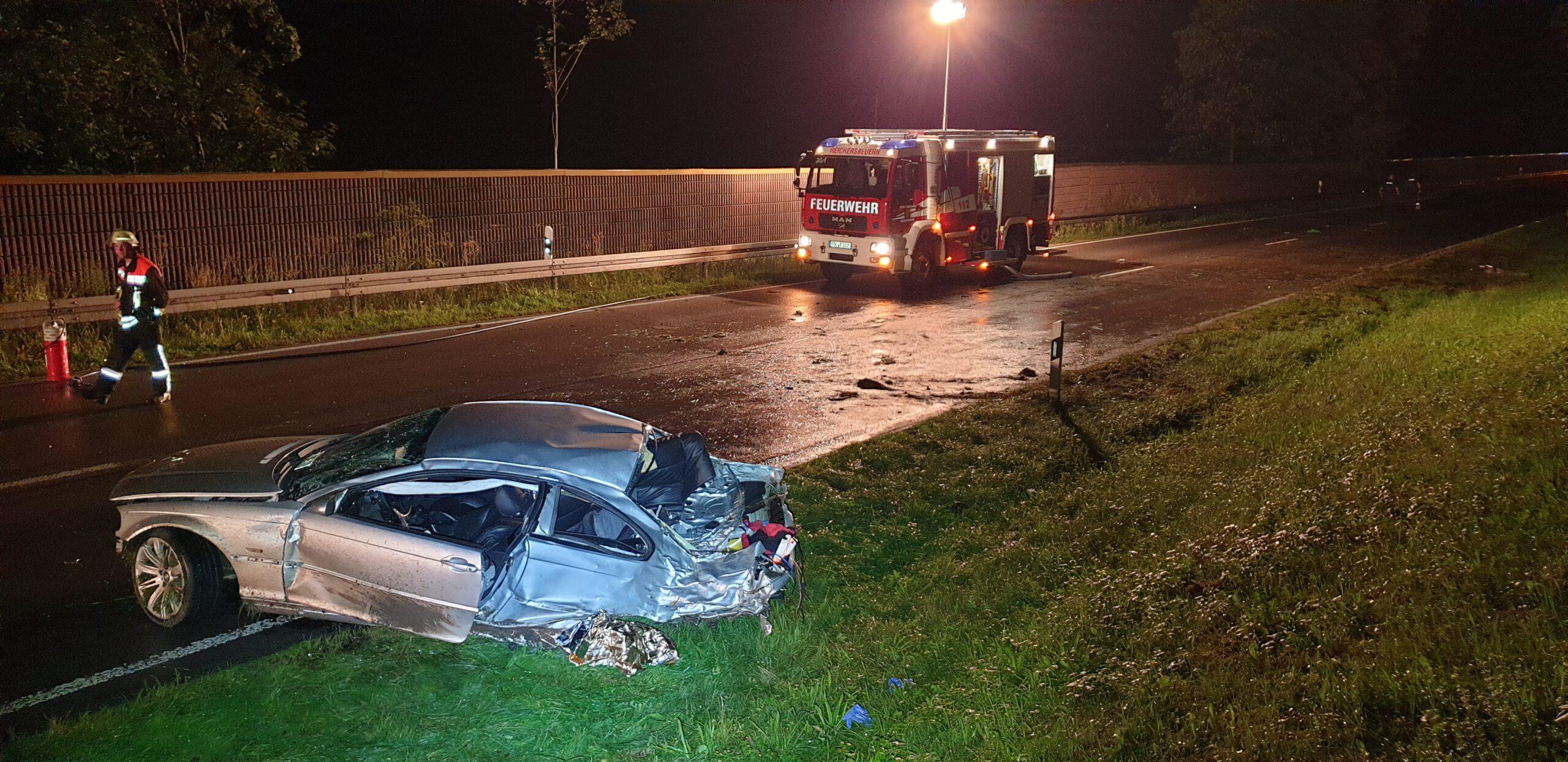 Verkehrsunfall B472